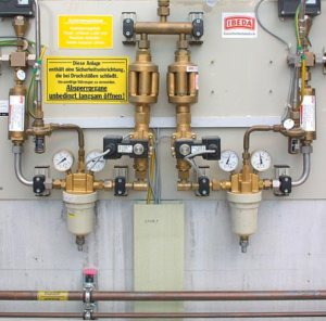 automatic-switch-over-manifold-Acetylene