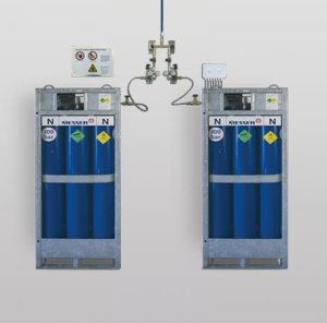 automatic-switch-over-manifold-Oxygen